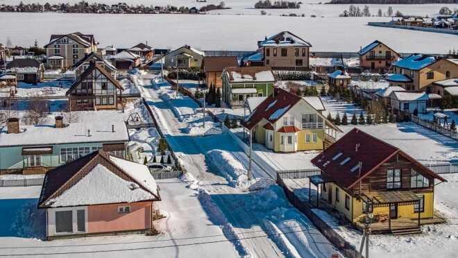 Коттеджный поселок SmartVille Дмитровка